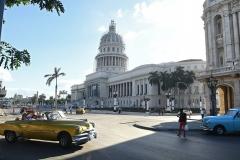 Гавана - город колонн, сигар и раритетных автомобилей