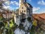 Старинные замки - самые красивые и сказочные в мире...